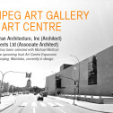 Winnipeg Art Gallery Inuit Art Centre announcement by Michael Maltzan Architecture, Inc. and Cibinel Architects Ltd.